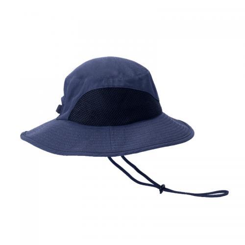כובע טיולים רחב שוליים