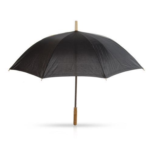 ווינטר 23 - מטריה בקוטר 23 אינטש עם ידית עץ ישרה