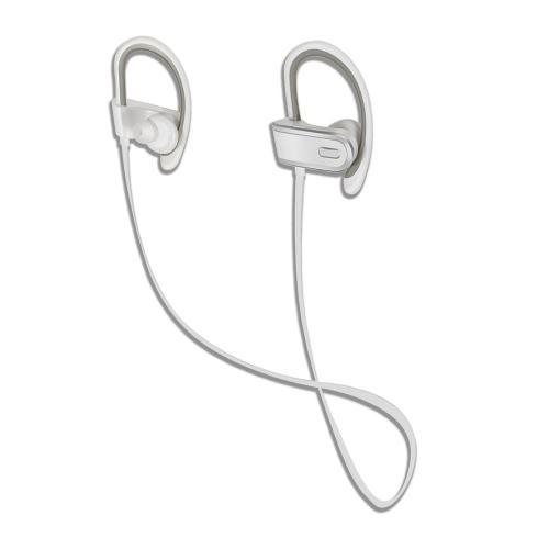 אוזניות ספורט ארגונומיות עם מיקרופון