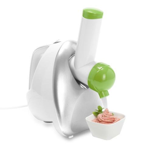 מכונה חשמלית מעוצבת להכנת גלידה