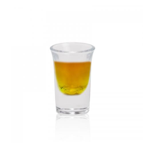 כוס שוט שתיה מזכוכית