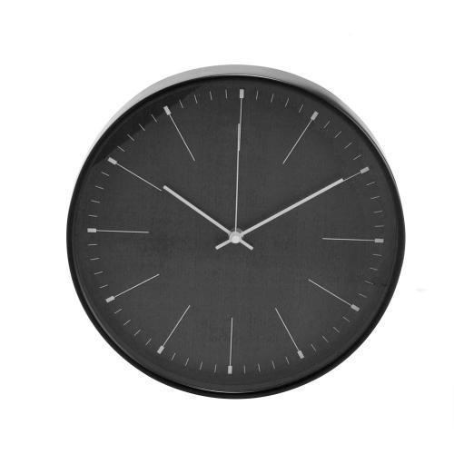 """שעון קיר מינימליסטי קוטר 30 ס""""מ"""