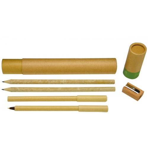 סט עפרונות בגליל