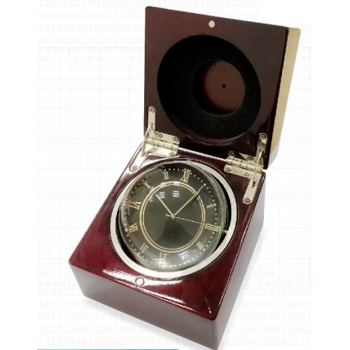 שעון שולחני מסתובב