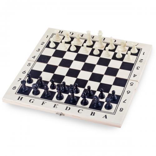 משחק שח, שש-בש ודמקה –משולב