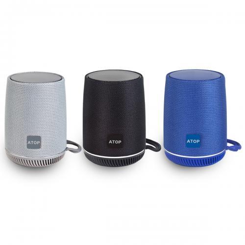 רמקול אלחוטי Bluetooth עם מיקרופון מובנה