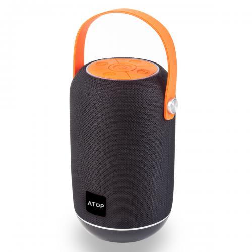 רמקול אלחוטי Bluetooth עם ידית סיליקון
