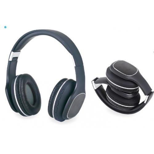 אוזניות Bluetooth איכותיות מתקפלות
