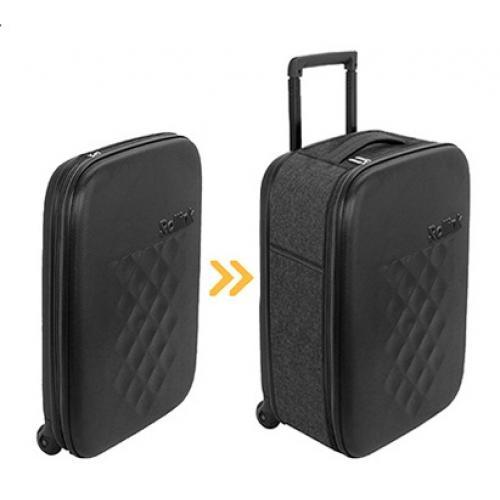 """מזוודה מתקפלת עליה למטוס """"21 מבית Rollink"""