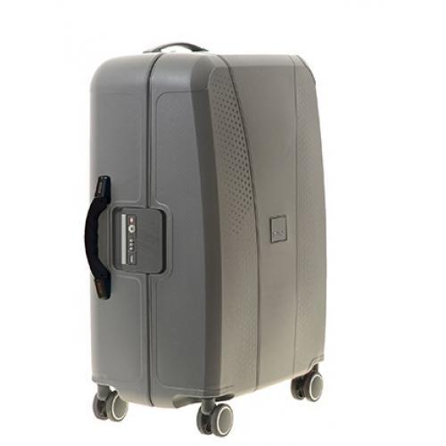 """מזוודה עם מטען מובנה לעליה למטוס """"21 מבית Rollink"""