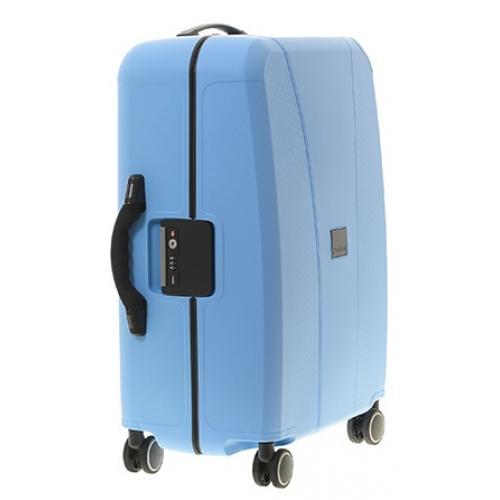"""מזוודה עם משקל דיגיטלי מובנה בידית  """"27 מבית Rollink"""