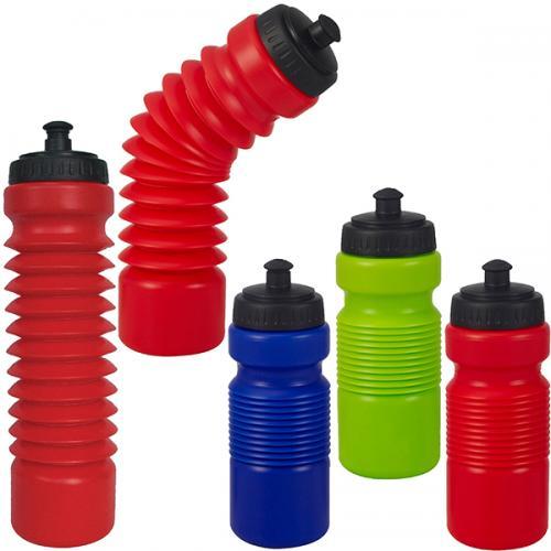 בקבוק ספורט ספירל נפח משתנה 500-900ml