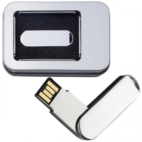דיסק-און-קי אמדאו מתכת מבריק בנפח משתנה בקופסא  32GB