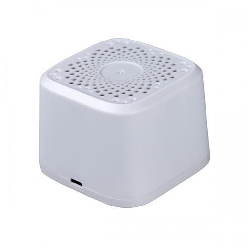 מיני רמקול Bluetooth איכותי בצורת קוביה