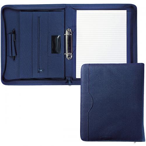 מכתביה רינג- מכתבית עסקים כחולה עם טבעות