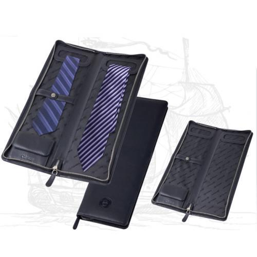 תיק נסיעות מהודר לעניבות וסיכות