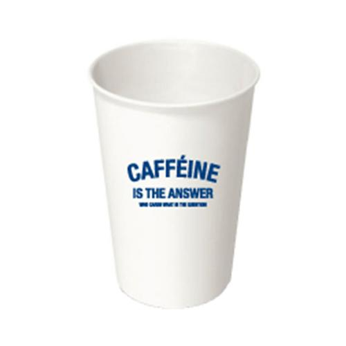 כוס חד פעמית ממותגת 8 אוז - בכמויות קטנות - כולל הדפסה