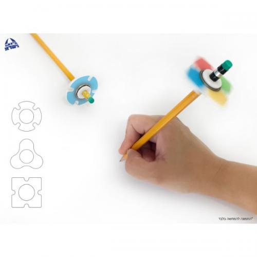 מיני ספינר לעפרונות