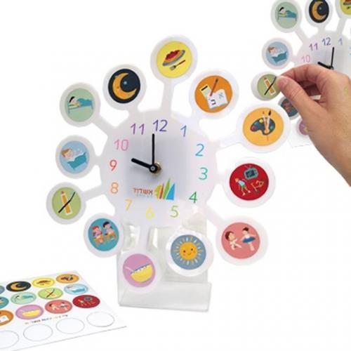 שעון פעילויות מתאים למיתוג