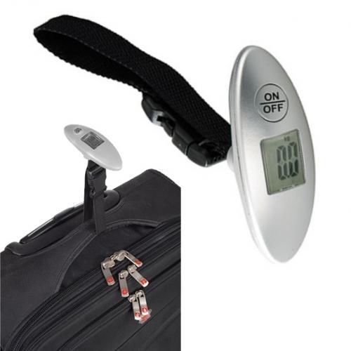 HAND  SCALE- משקל מזוודה לנסיעות