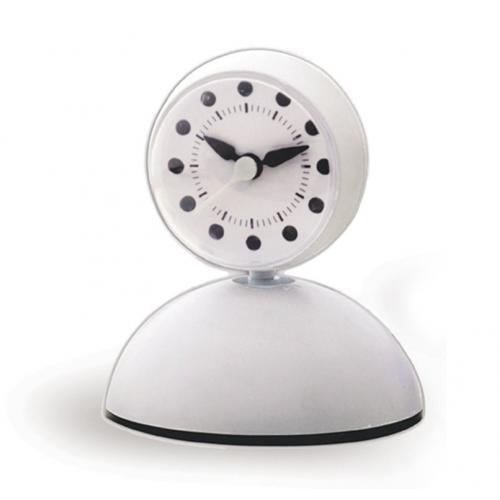 שעון ומד טמפרטורה מסתובב