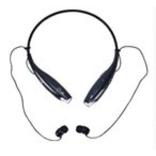 אוזניות קשת Bluetooth EDR Ver 4.0 עם כבל טעינה