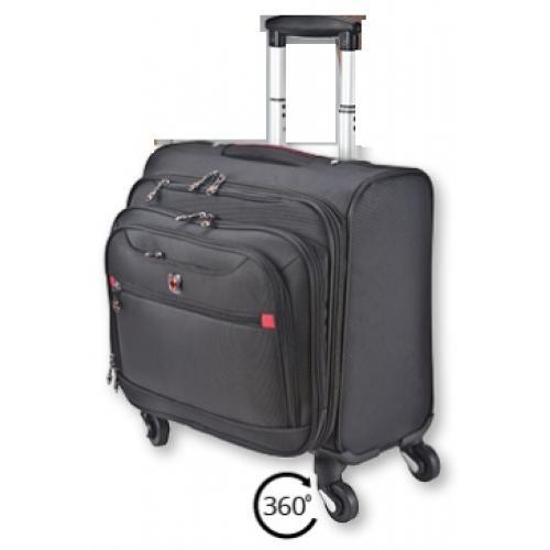 תיק עסקים/ טרולי לנסיעות Swiss Business