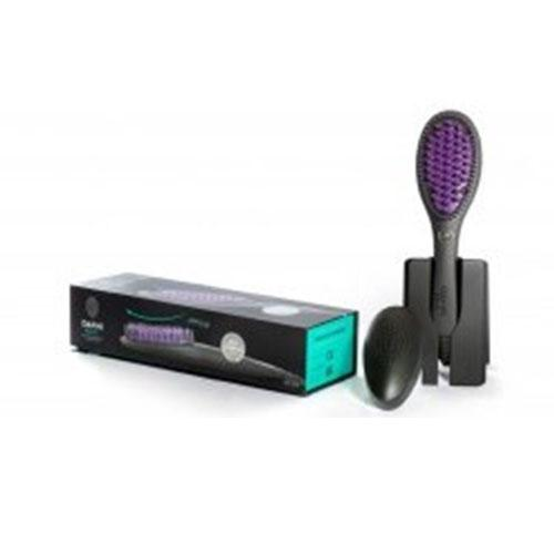 מברשת החלקת שיער קרמית חדשנית ובטוחה DAFNI