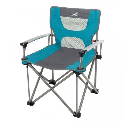 כסא קמפינג גדול וחזק במיוחד Southern Comfort מבית Aztec