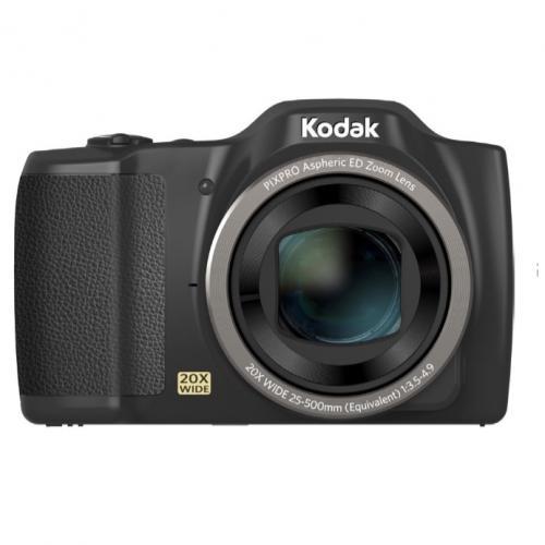מצלמה קומפקטית קלה לשימוש מדגם Kodak PixPro FZ201