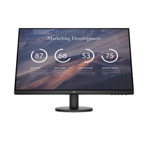 """מסך מחשב HP 27"""" רזולוציית תצוגה FHD 1920x1080"""