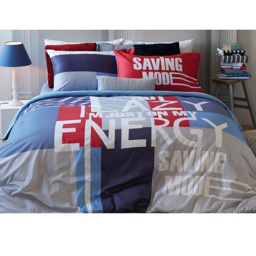 סט מצעים מלא מיטה וחצי מפנק , CADEAU, כותנה 100%, איכותית