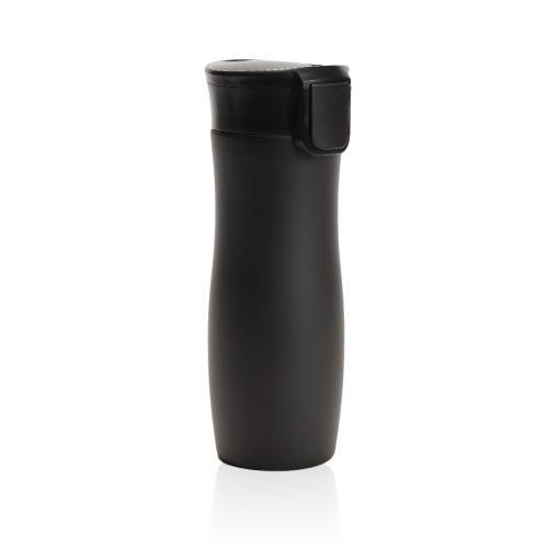 """כוס טרמית איכותית ומעוצבת עשויה נירוסטה 470 מ""""ל"""