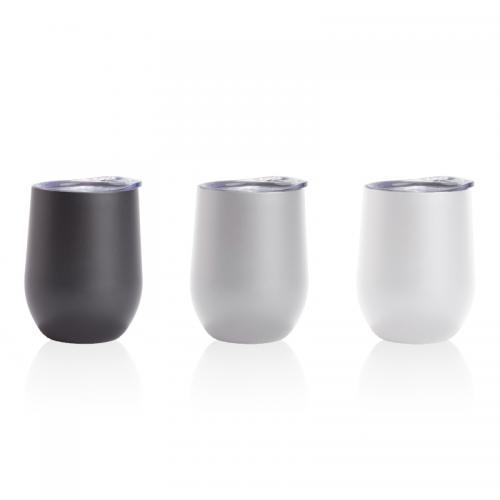 """כוס טרמית בעיצוב אורבני איכותית במיוחד 350 מ""""ל"""