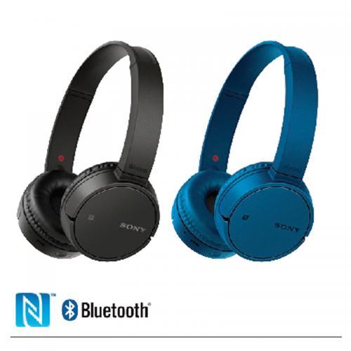 אוזניות דינמיות מרופדות BT, NFC