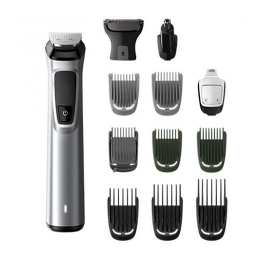 ערכה מושלמת הכוללת פתרונות לטיפוח ועיצוב שיער הראש הפנים והגוף במגוון אורכים SAUTER דגם MG7715