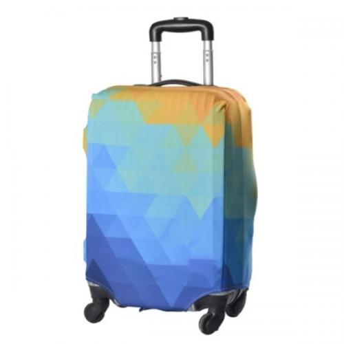 """כיסוי מזוודה מבד כולל הדפסה מלאה - למזוודה 28"""""""