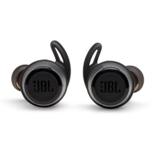 אוזניות  אלחוטיות בצבע שחור דגם JBL REFLECT FLOW TRUE WIRELESS