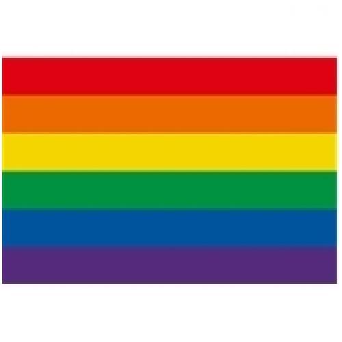 סטיקר דגל קשת