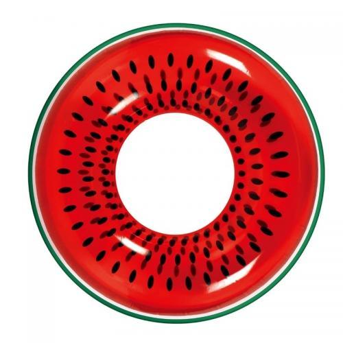 גלגל ענק אבטיח מתנפח לבריכה