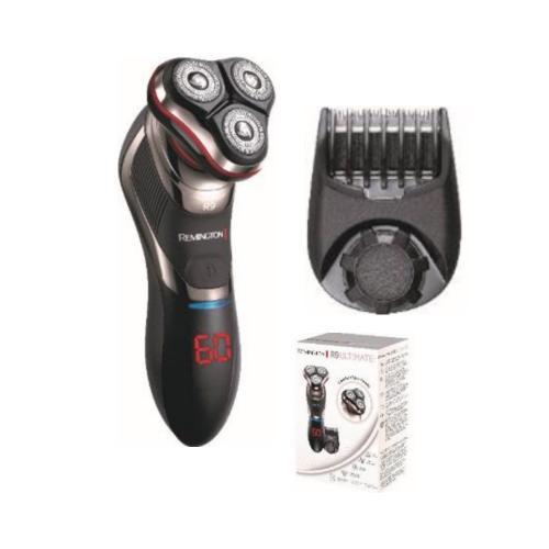 מכונת גילוח רוטורית עם ראשים מסתובבים + מכונת תספורת