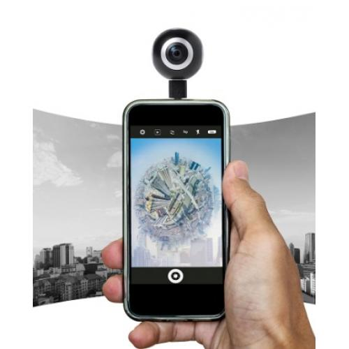 מצלמת 360° מגניבה!