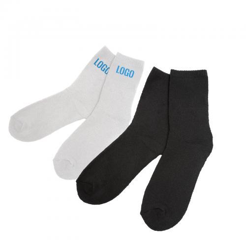 גרביים ספורט עם אפשרות הדפסה או ריקמה