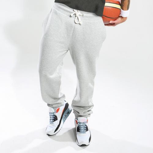 מכנסי טרנינג לגברים - גזרה רחבה