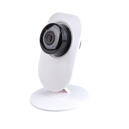 מצלמת Wi-Fi DH + אינטרקום דו כיווני ומצב לילה לצפייה מהנייד, איכותית ומהממת!