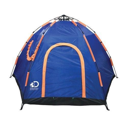 אוהל פתיחה מהירה 6 אנשים Discovery