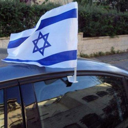 דגל ישראל לאוטו