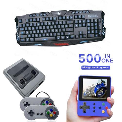 ערכת משחקי מחשב לכל הגילאים