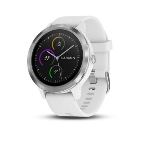 שעון ספורט מעוצב, מבוסס GPS ומד דופק מובנה GARMIN - Vivoactive 3