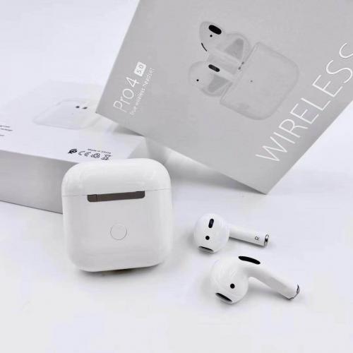 אוזניות אלחוטיות דגם Pro 4 תואם אוזניות אייפון